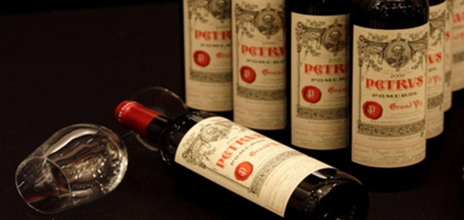 144 000 доларів США за ящик вина