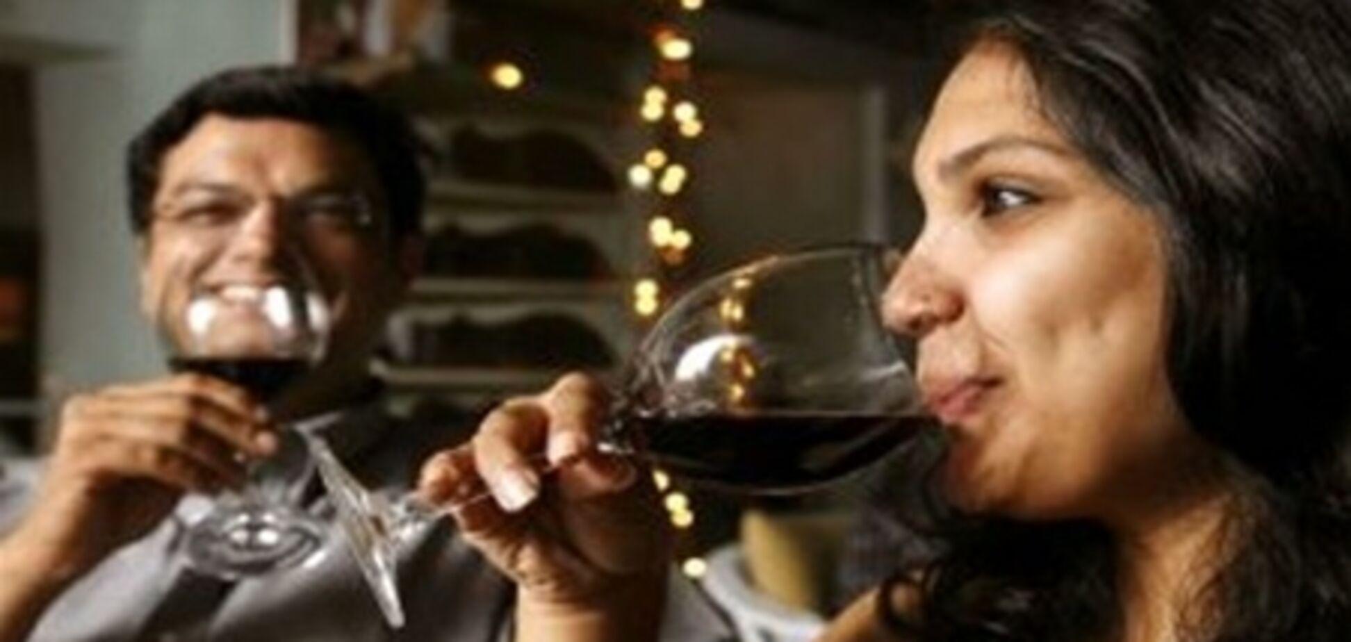 Жінки з країни йогів і слонів пристрастилися до вина
