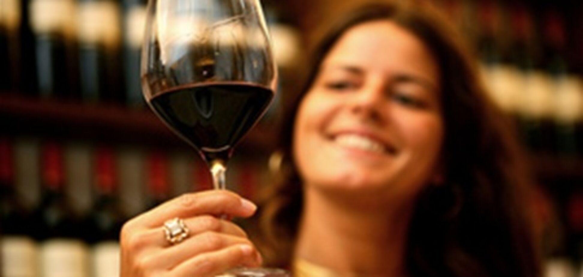 Ще одна корисна властивість вина