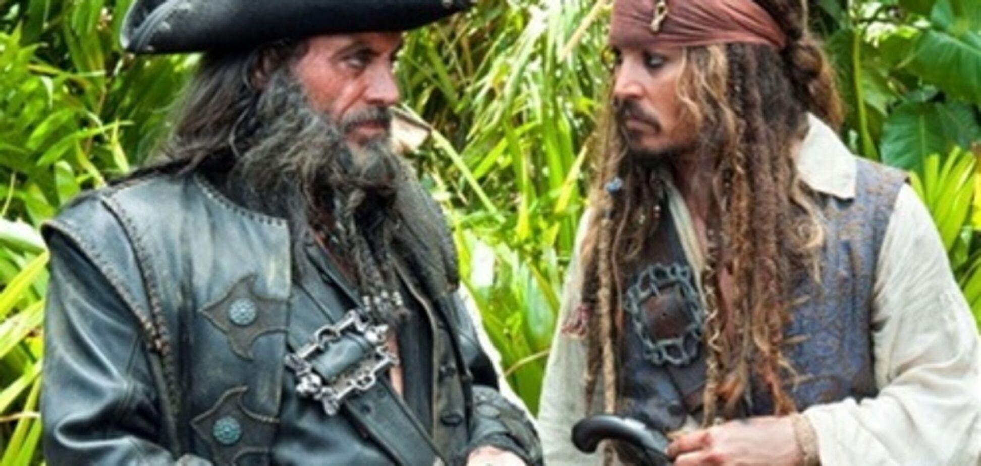 «Пиратов Карибского моря» выложили на YouTube