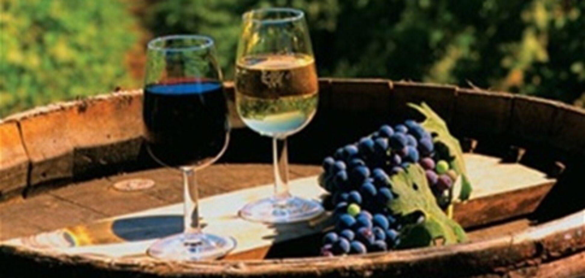 Хороше вино - тільки в хороші руки