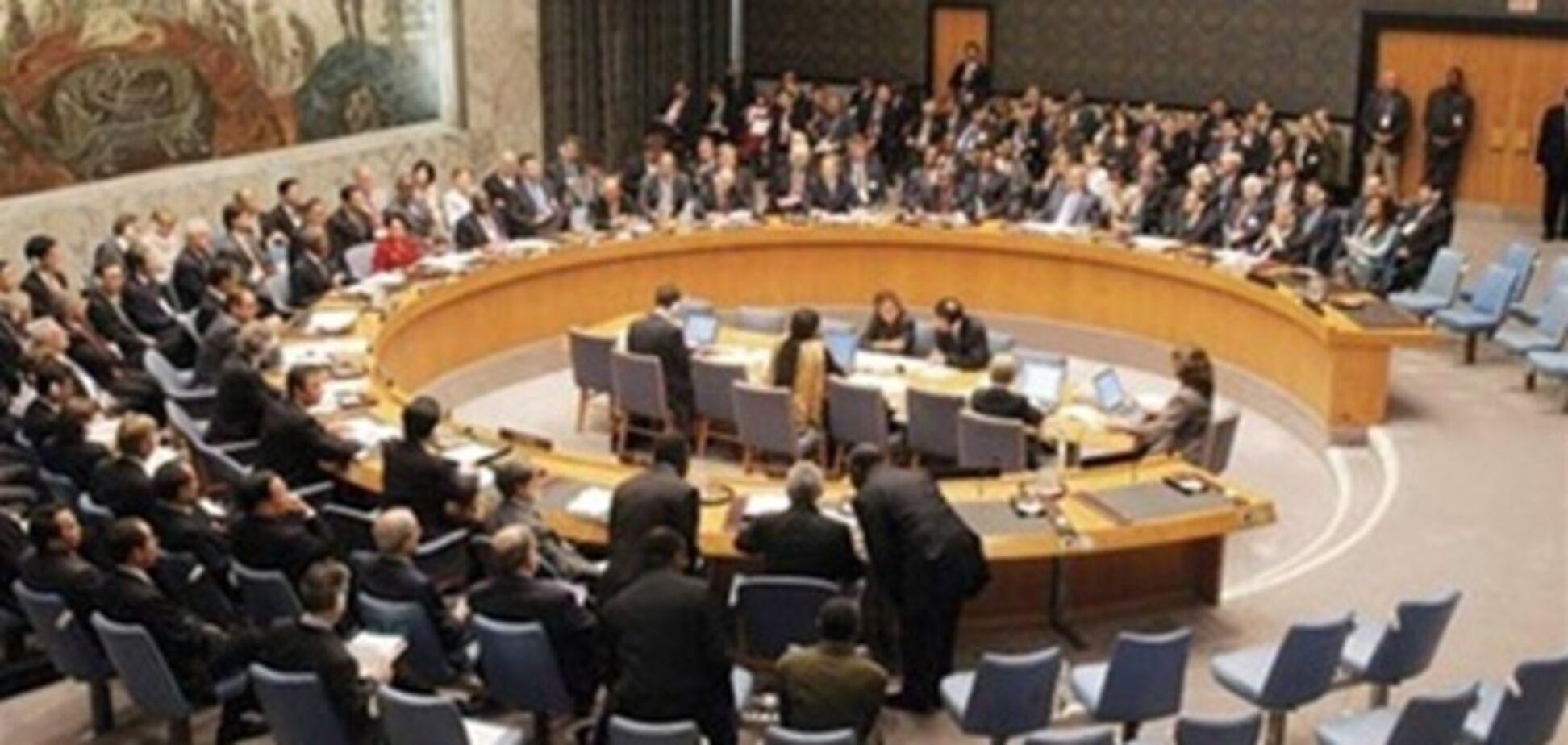 Совбез ООН не определился со статусом Палестины