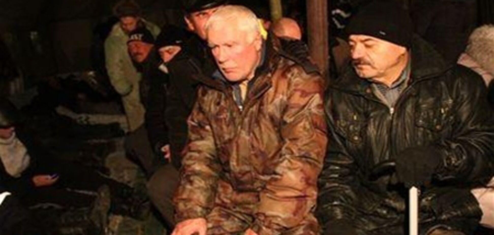Донецкие чернобыльцы жалуются, что их терроризирует милиция