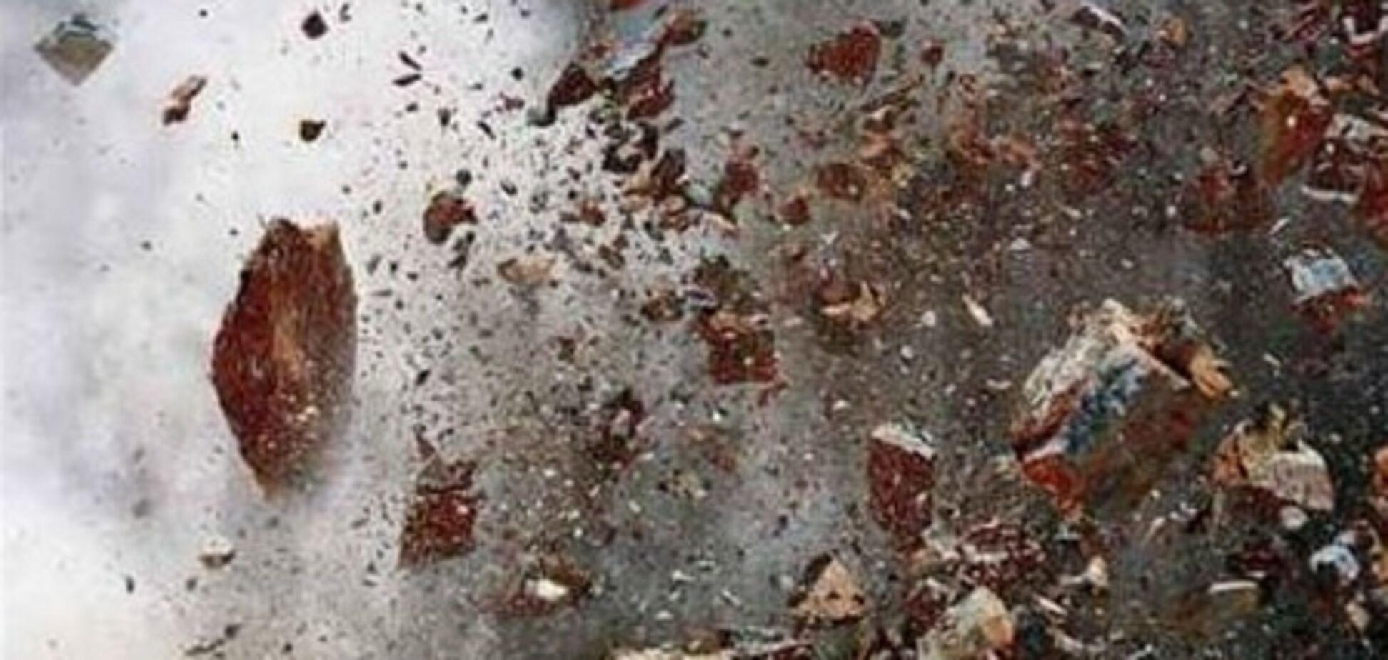 На Київщині вибухнула школа, є загиблі