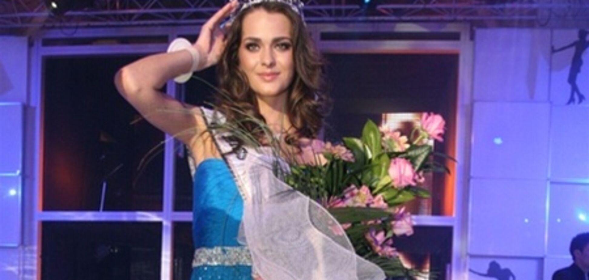 'Міс Україна Всесвіт' зламала ногу