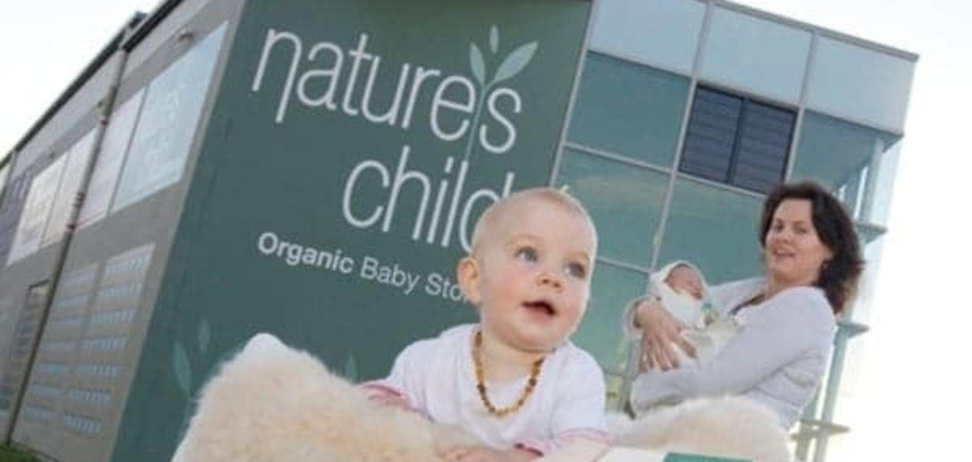 Органические товары для детей - что предлагают производители?