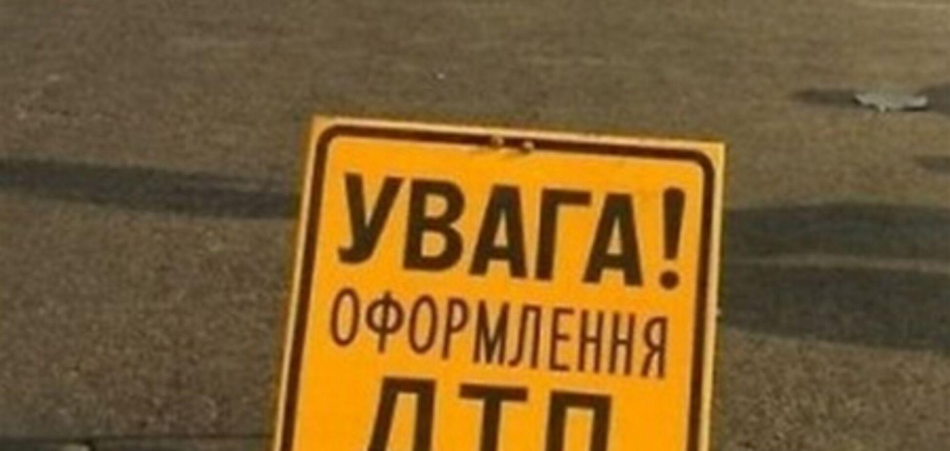 В ДТП под Киевом погиб милиционер