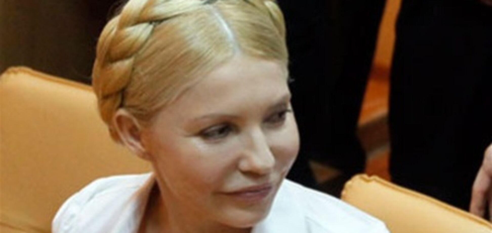 Больная Тимошенко вновь отказалась от медобследования