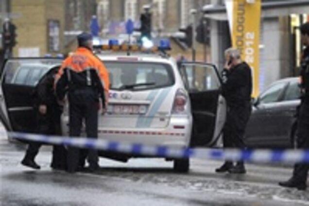 У Брюсселі озброєна банда відкрила безладну стрілянину по людях