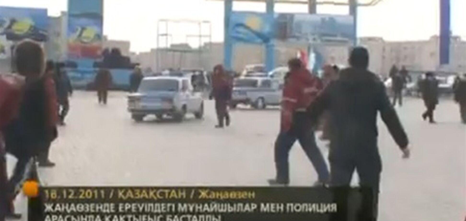 Беспорядки в Казахстане: уже убиты 70 человек, пострадали еще 500. Видео. Обновлено
