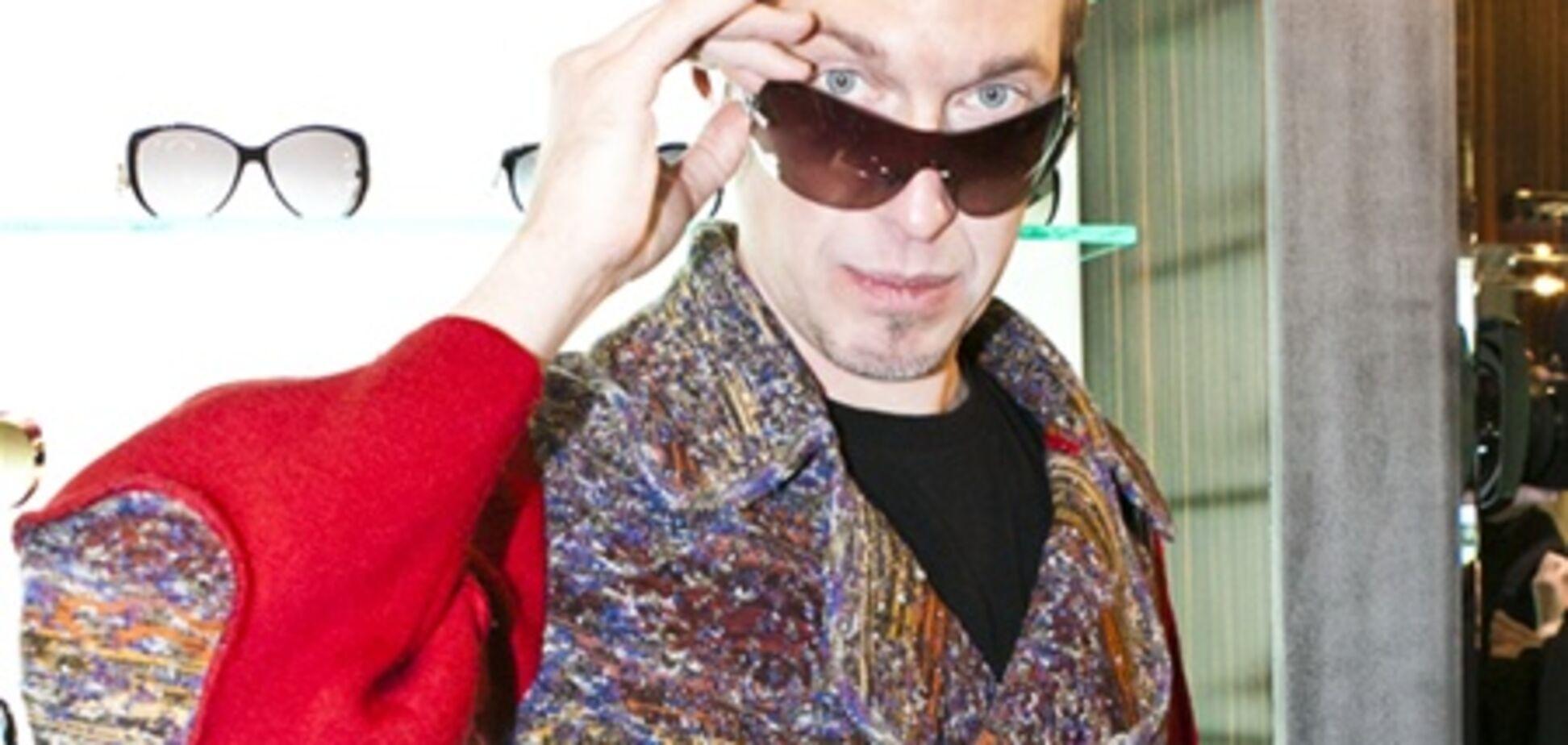 Сосєдов надів жіночий піджак