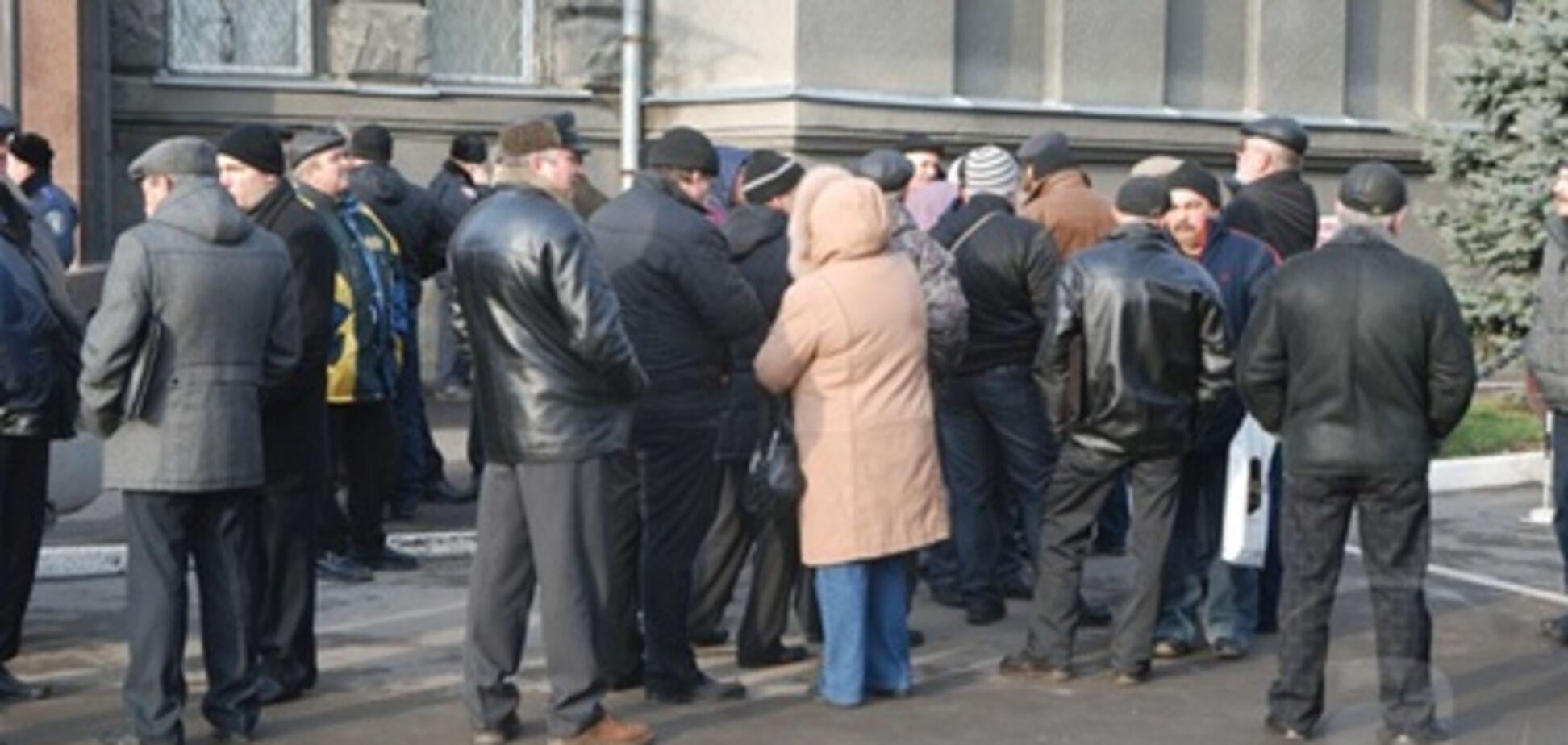 В Харькове милиция второй день подряд допрашивает двух чернобільцев