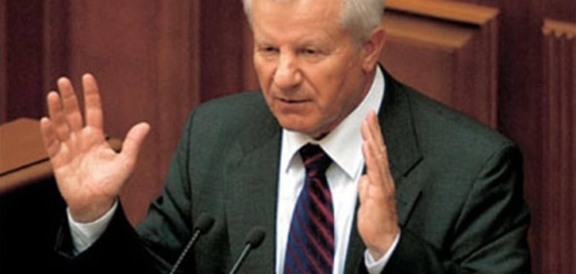 Мороз рассчитывает в новом парламенте получить фракцию