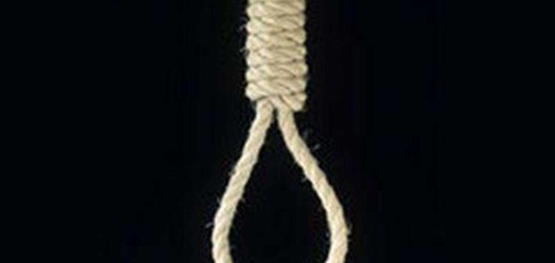 В Житомире покончила с собой 16-летняя девушка