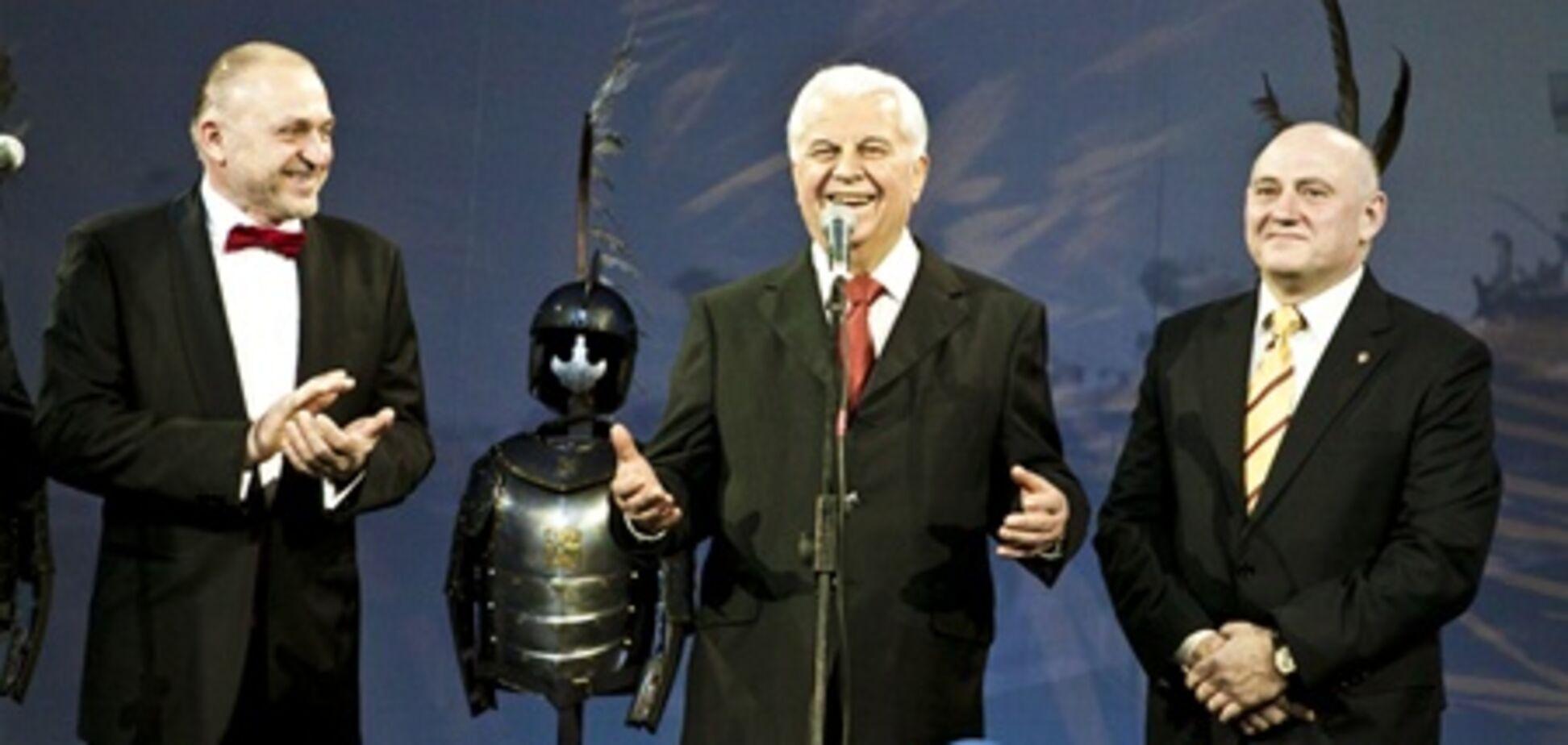 Кравчук зробив 'донецького' головним у 'Парламенті'