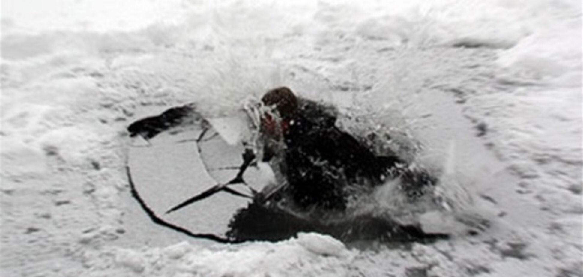 На Херсонщине утонул мужчина, пытавшийся спасти провалившуюся под лед девочку