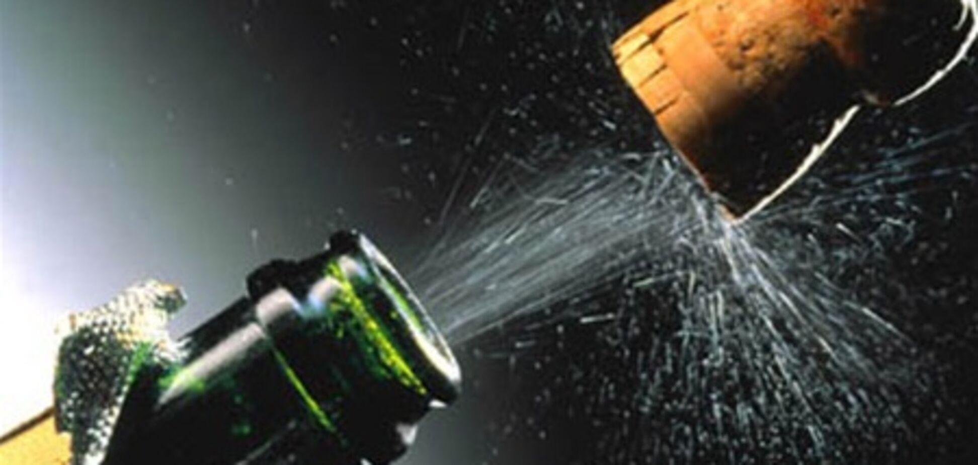 Французьке шампанське поступається італійському спуманте