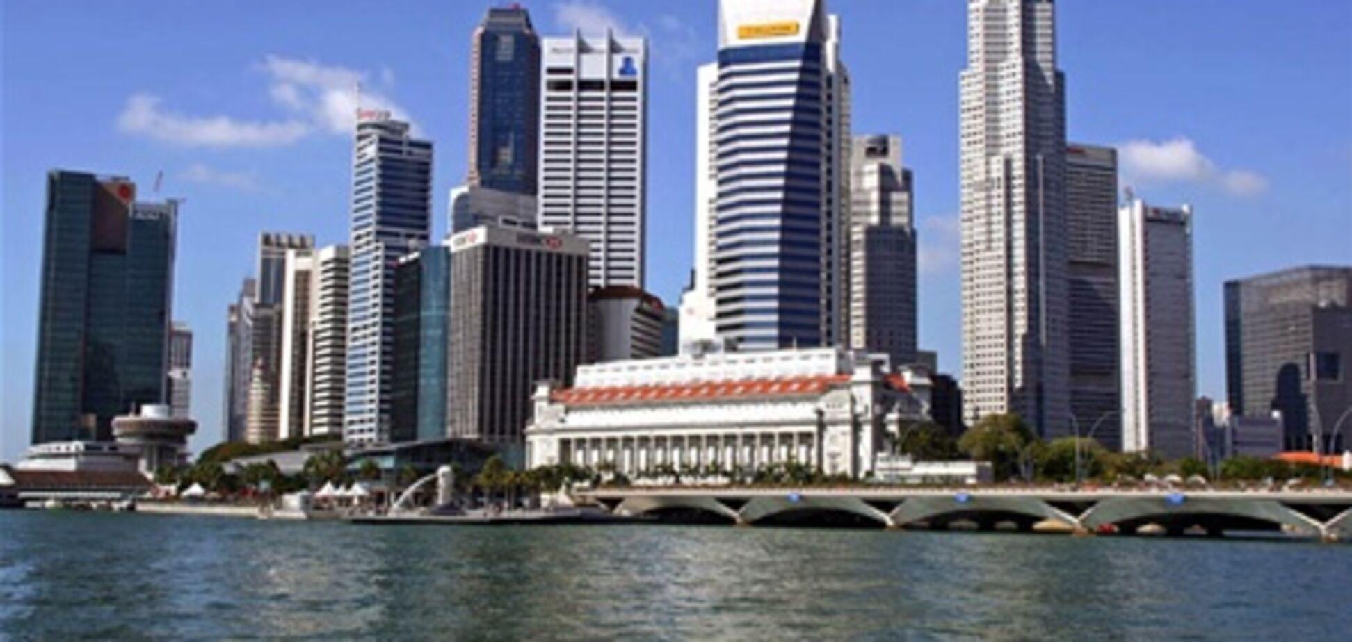 В Сингапуре украинцу грозит битье палками за приставание к стюардессе
