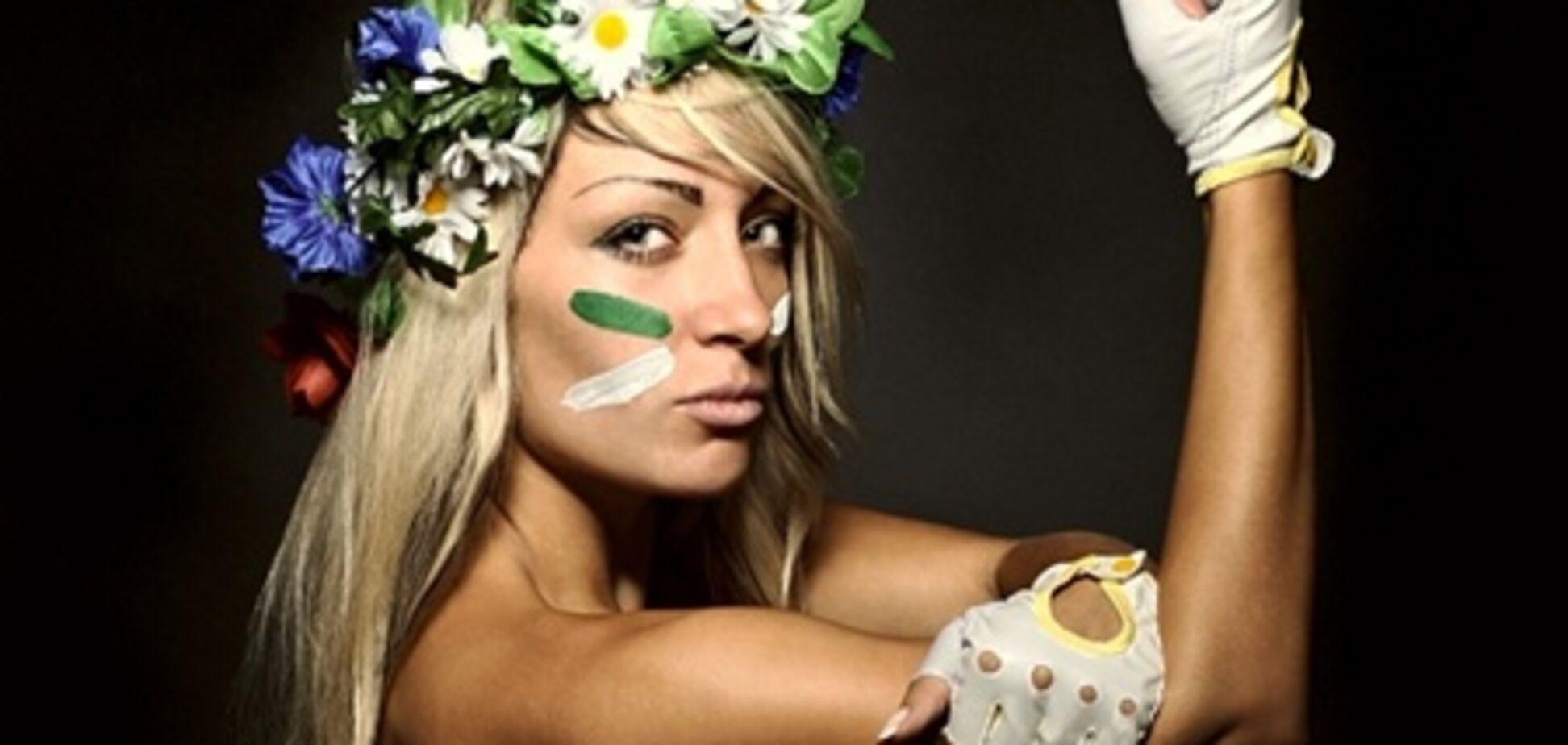 Активистки FEMEN рассказали, как над ними издевались спецслужбы Беларуси