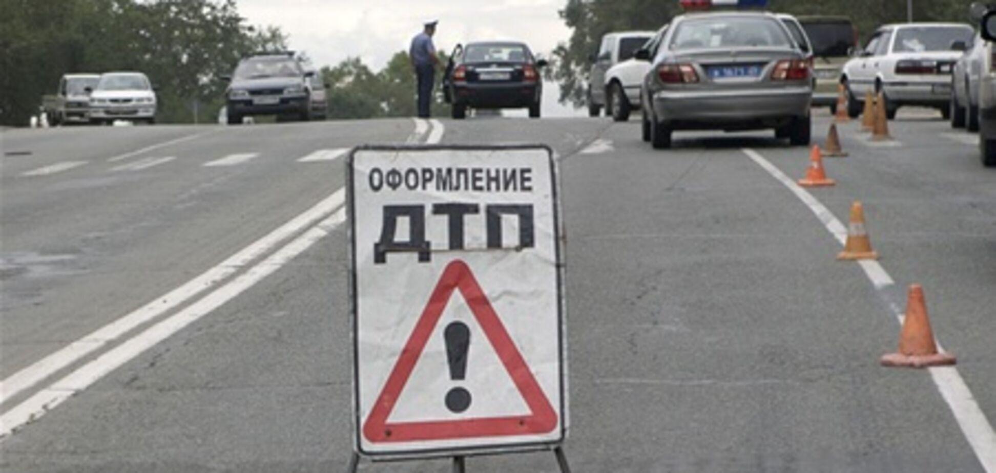 Ситуация на дорогах: 109 ДТП, 14 погибших