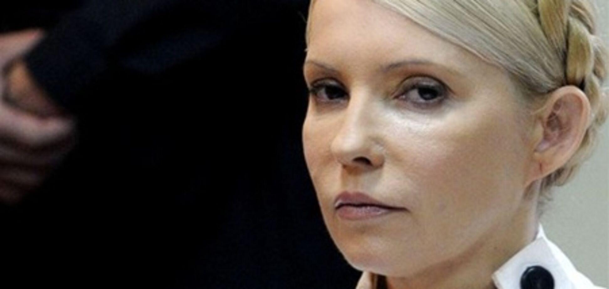 Тимошенко ни хуже, ни лучше - тюремщики