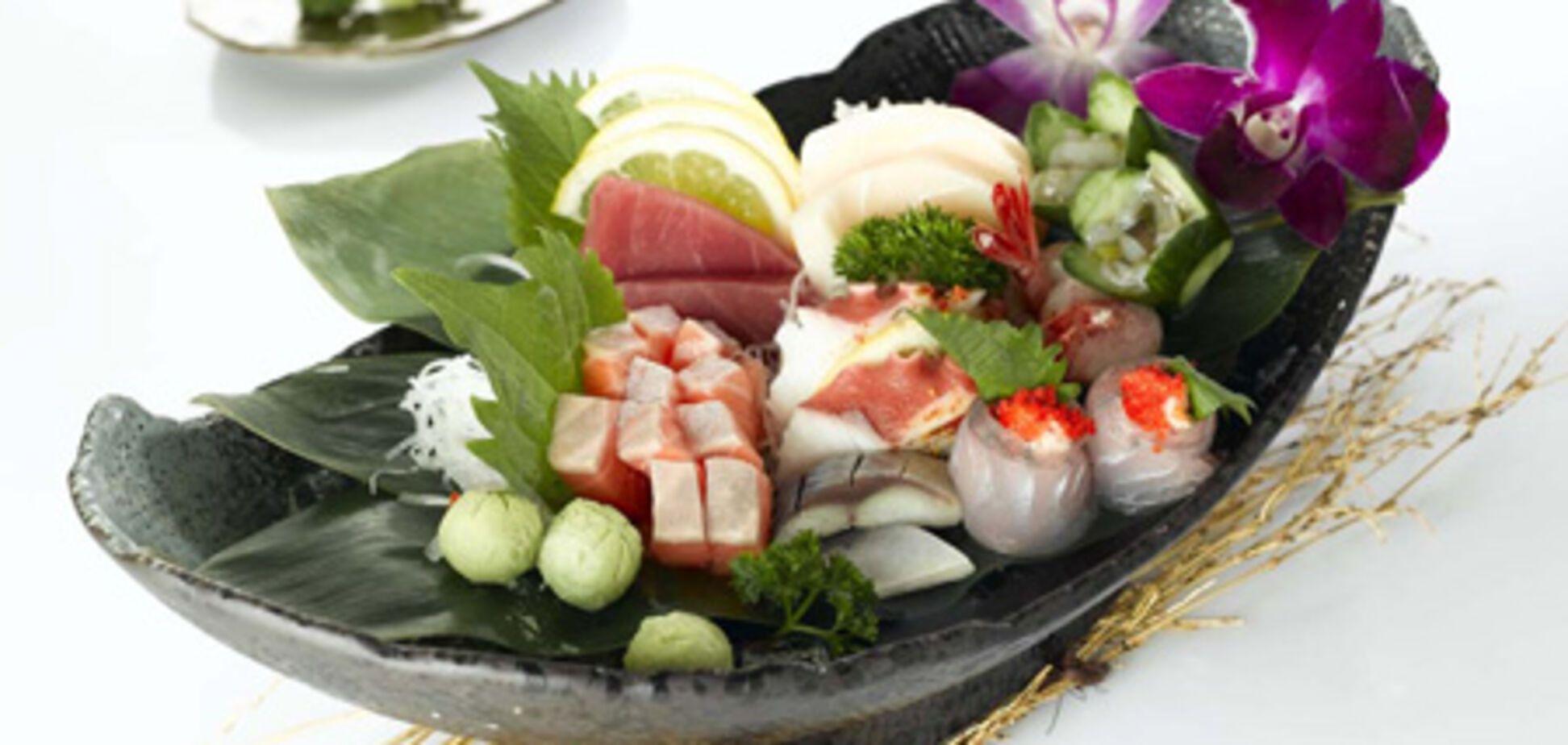 Токио - кулинарная столица мира