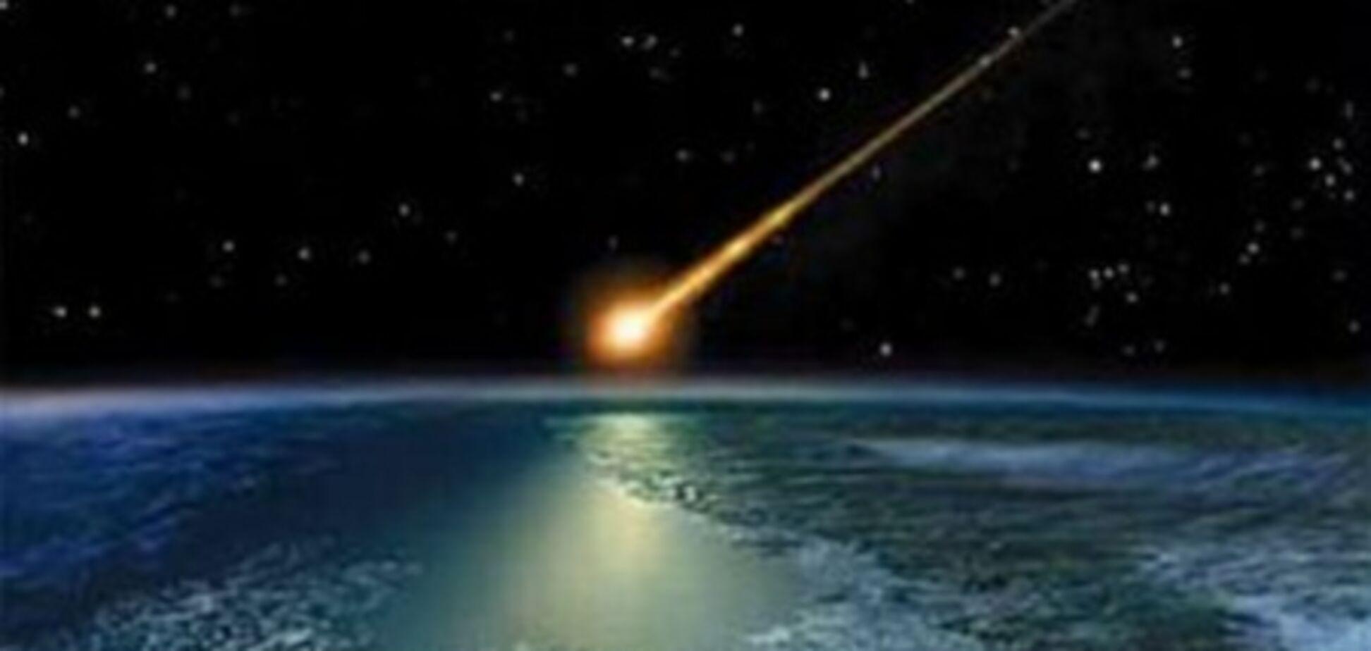 Європейці прийняли за НЛО уламок російської ракети-носія. Відео