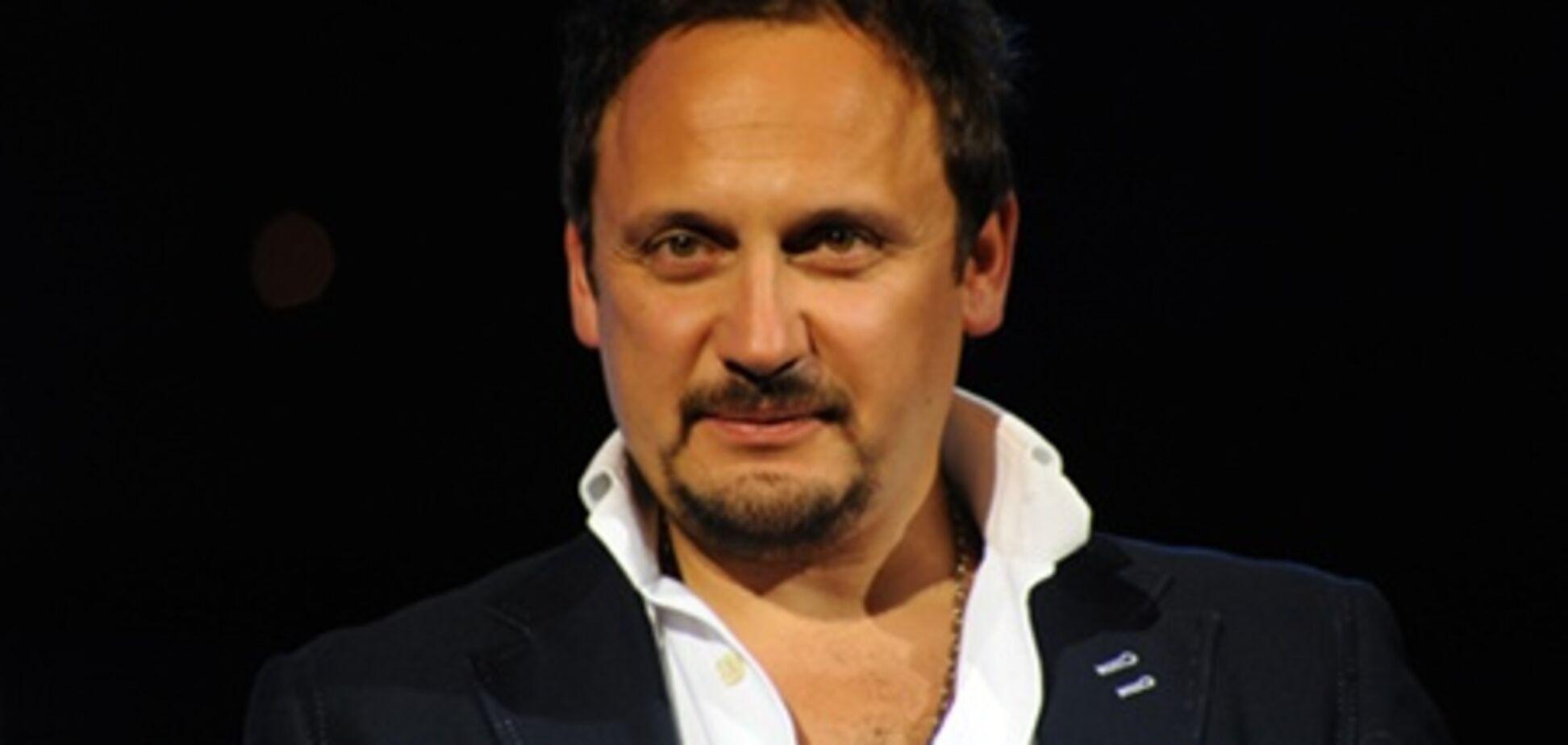 Михайлов обдурив організатора своїх концертів