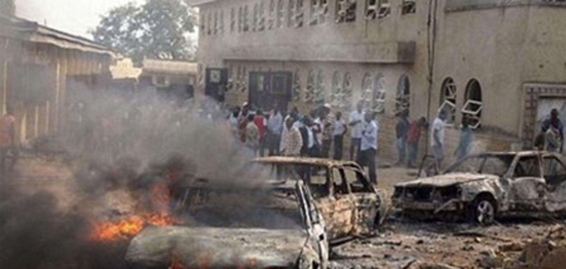 В четырех регионах Нигерии ввели черезвычайное положение