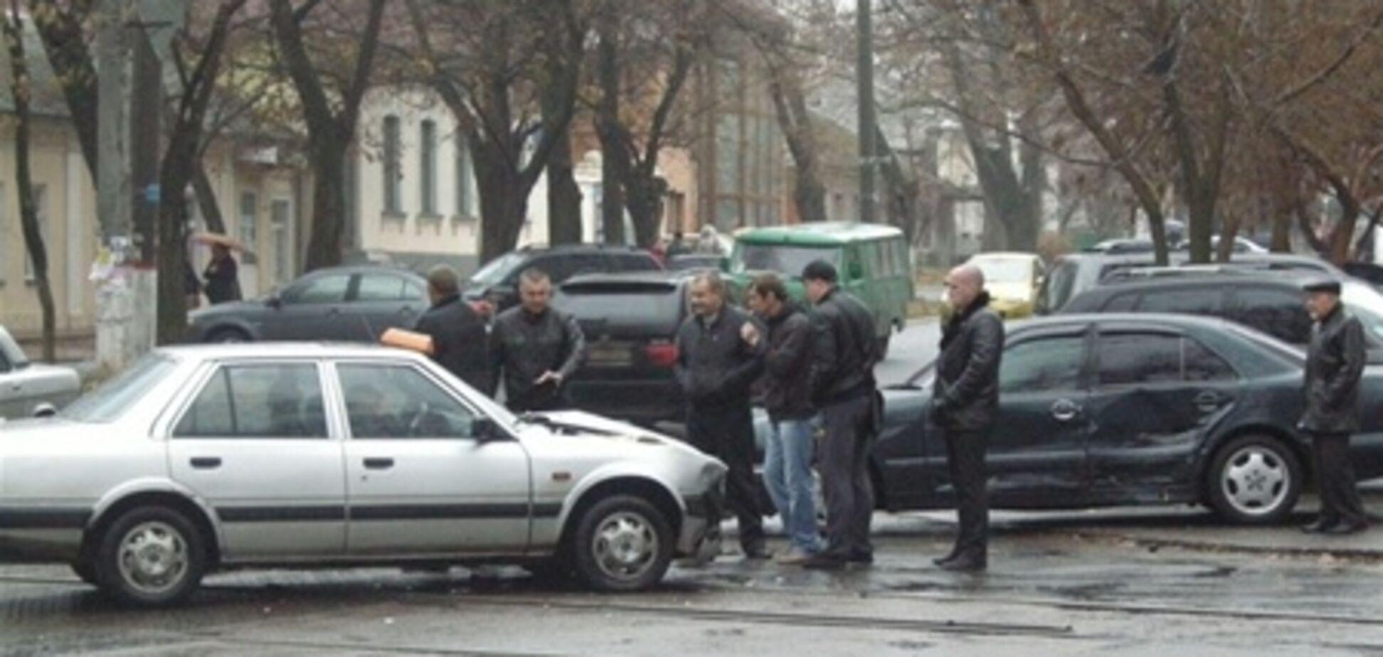 В Николаеве - очередное нападение на журналистов. Фото