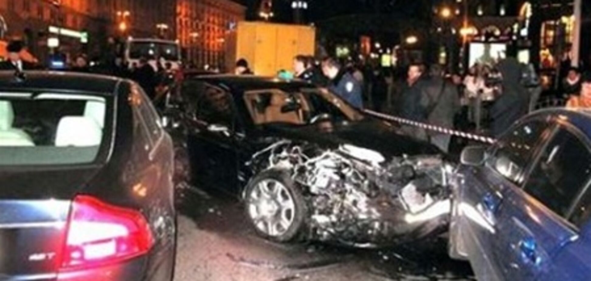 ДТП на Крещатике: водитель Bentley оплатил операцию гаишнику
