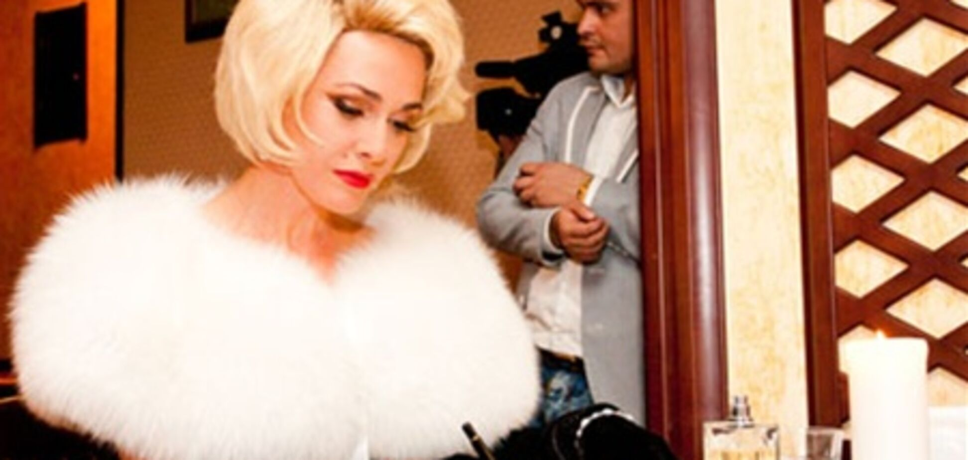 Столичні блондинки згадали Мерелін Монро