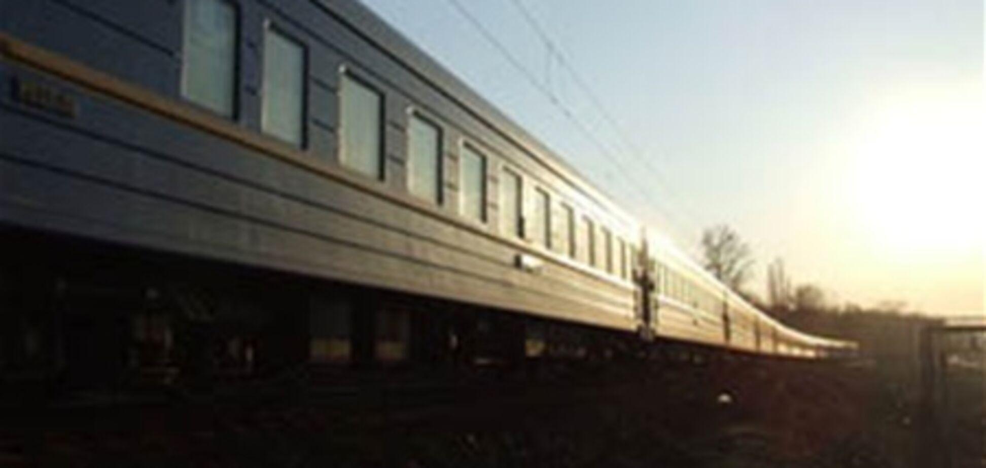 Поїзд 'Київ-Брест' задавив двох людей