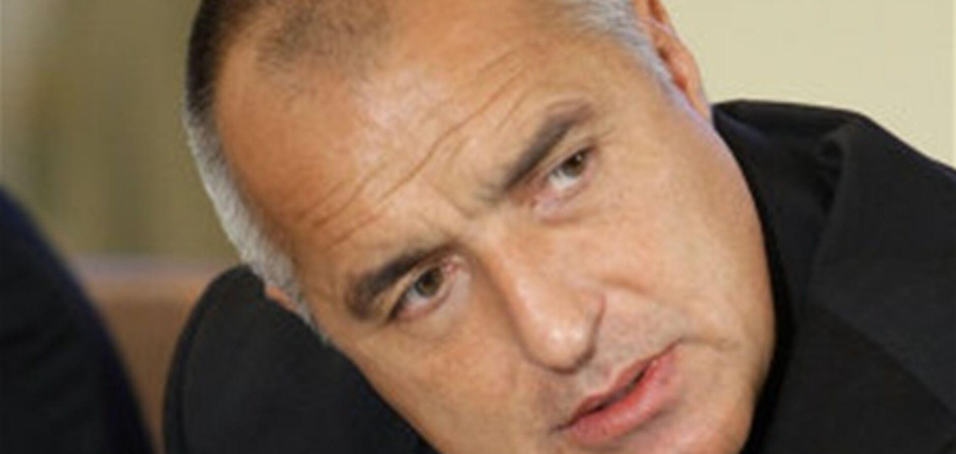 Премьер Болгарии получил травму во время игры в футбол