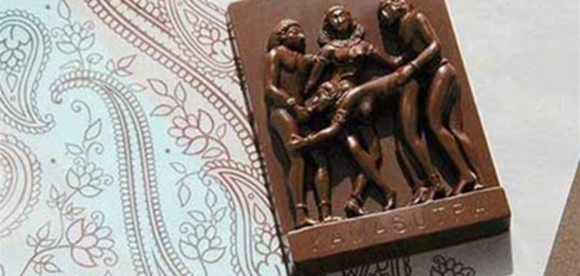 'Кама Сутра' в шоколаде. Фото
