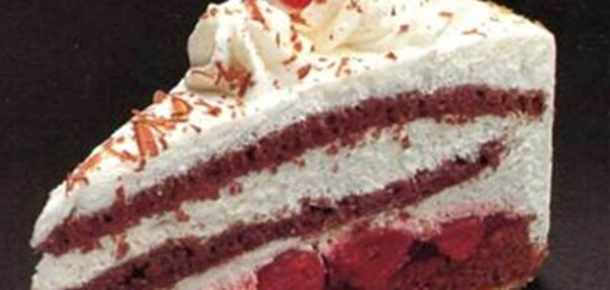Торти з лупою замість цукрової пудри