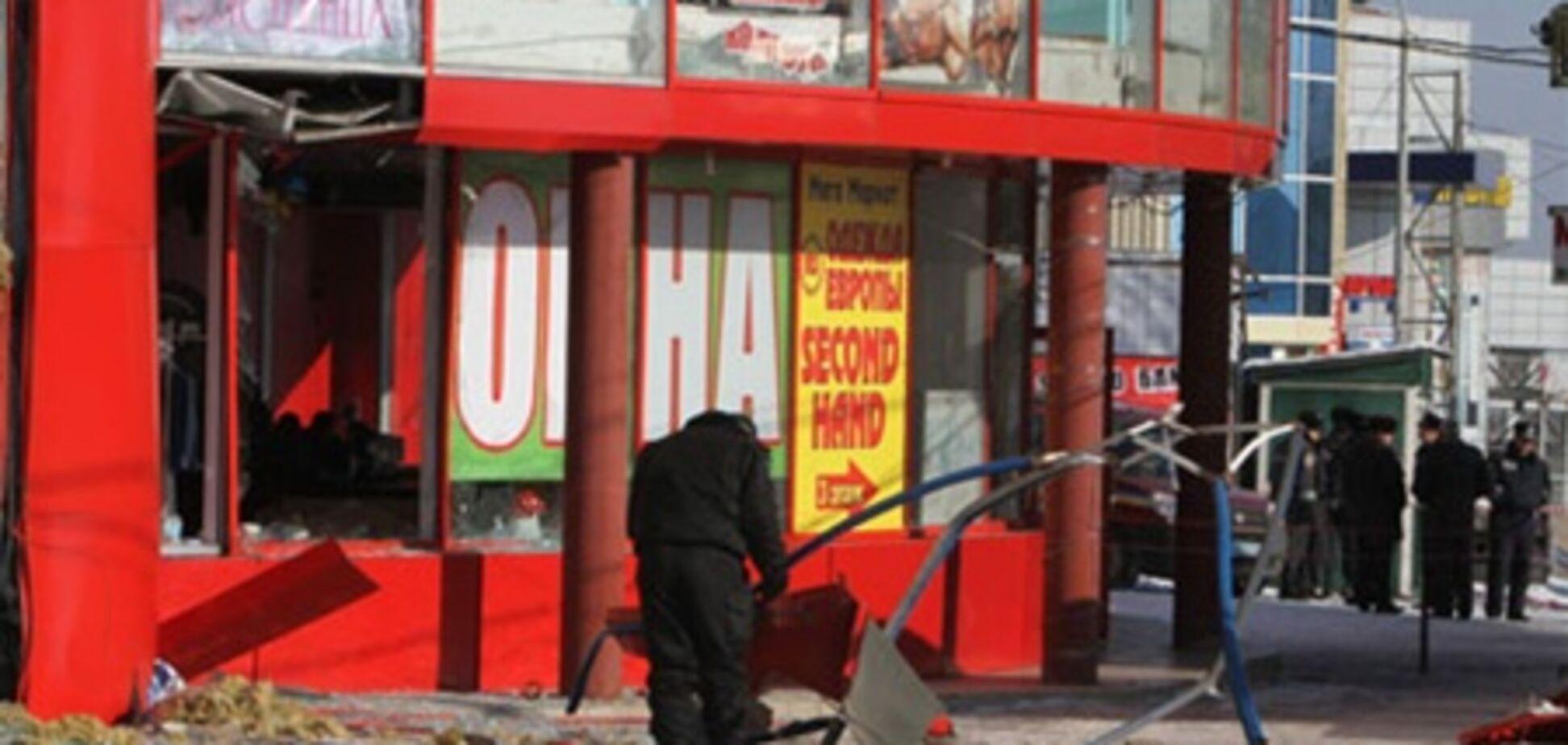 МВД: макеевские террористы купили бомбы в магазине