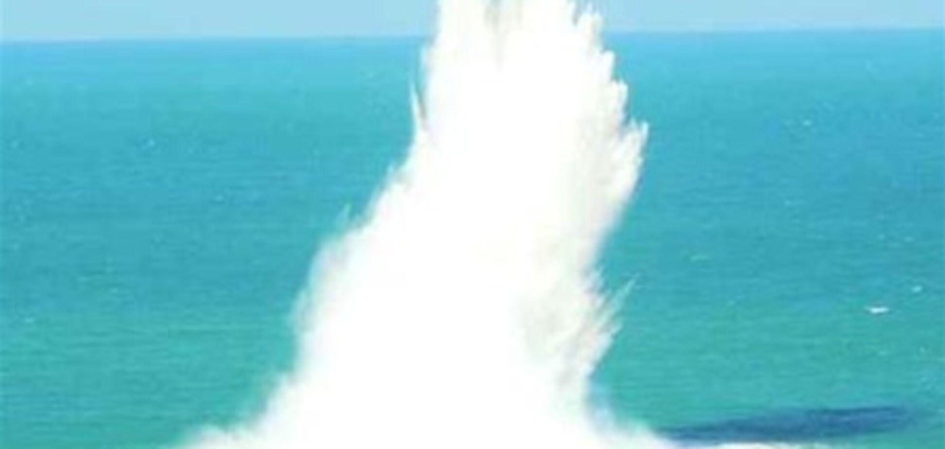 У Севастополі підірвали 500-кілограмову бомбу. Фото
