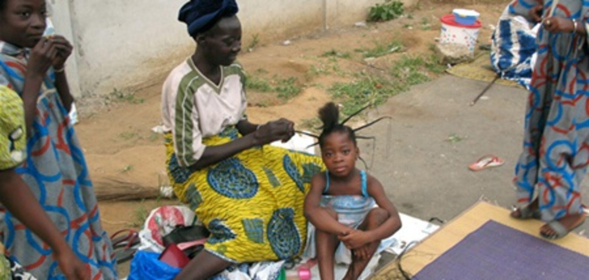 Кот-д'Івуар: ложка нафти в банку какао