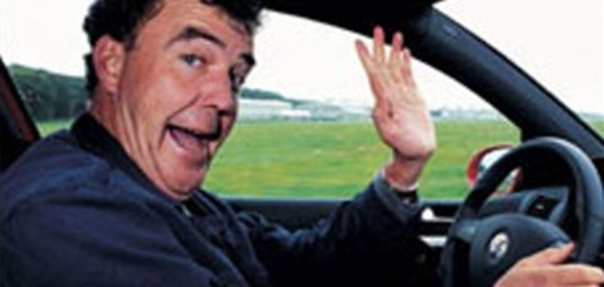BBC вляпалася в міжнародний скандал через жарти ведучого Top Gear