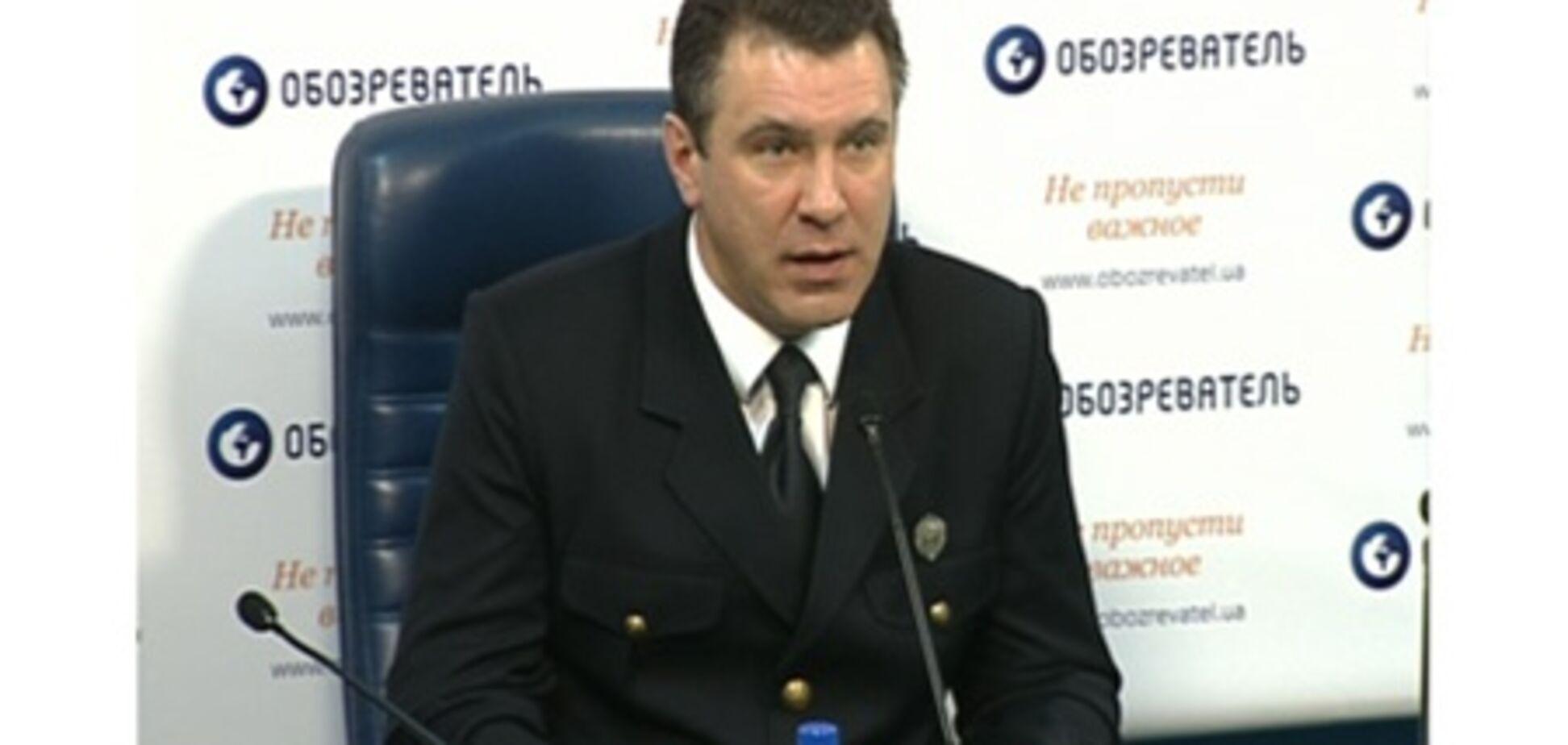 Беркут: Украинскому футболу грозит изоляция