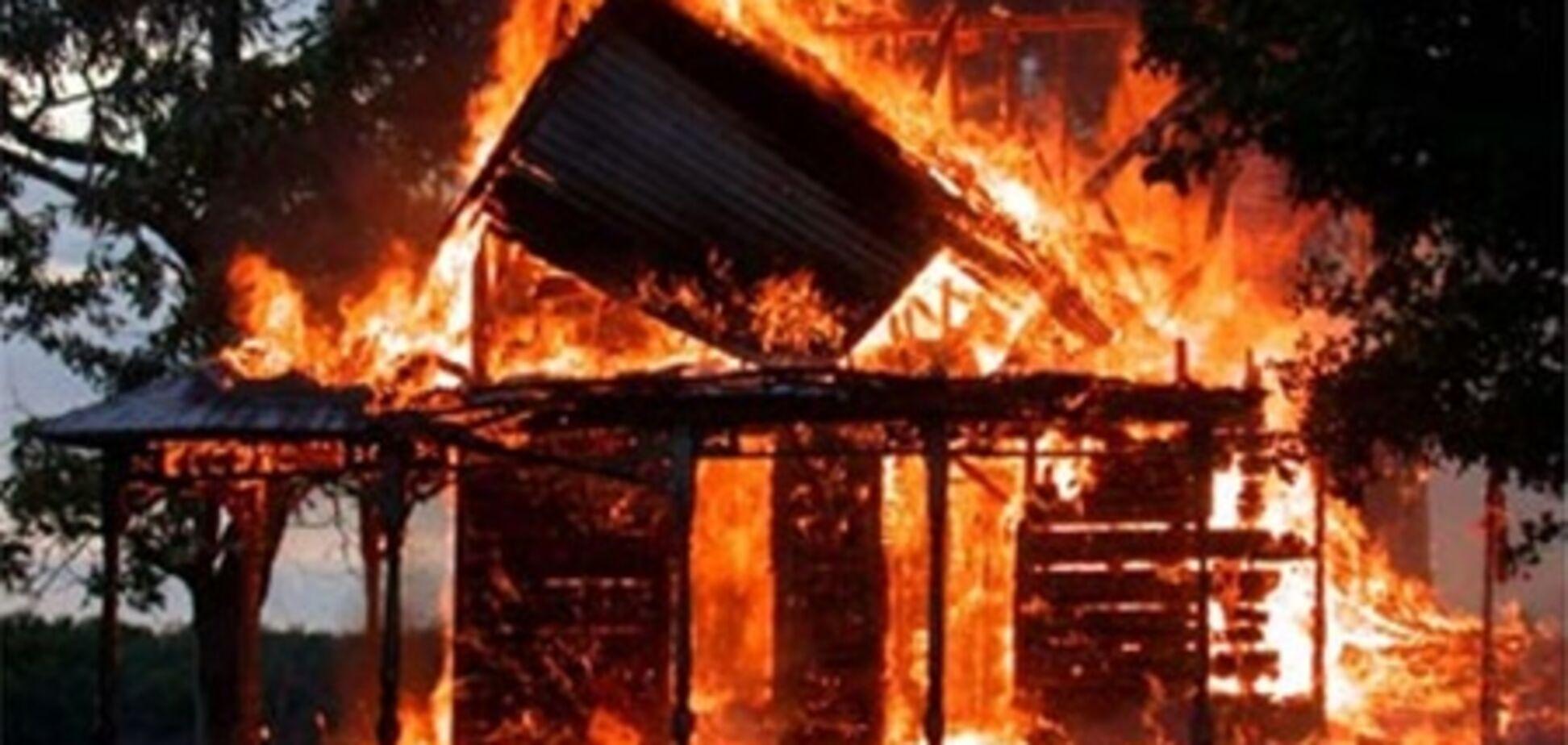 В Естонії згорів дитячий будинок з 10 вихованцями
