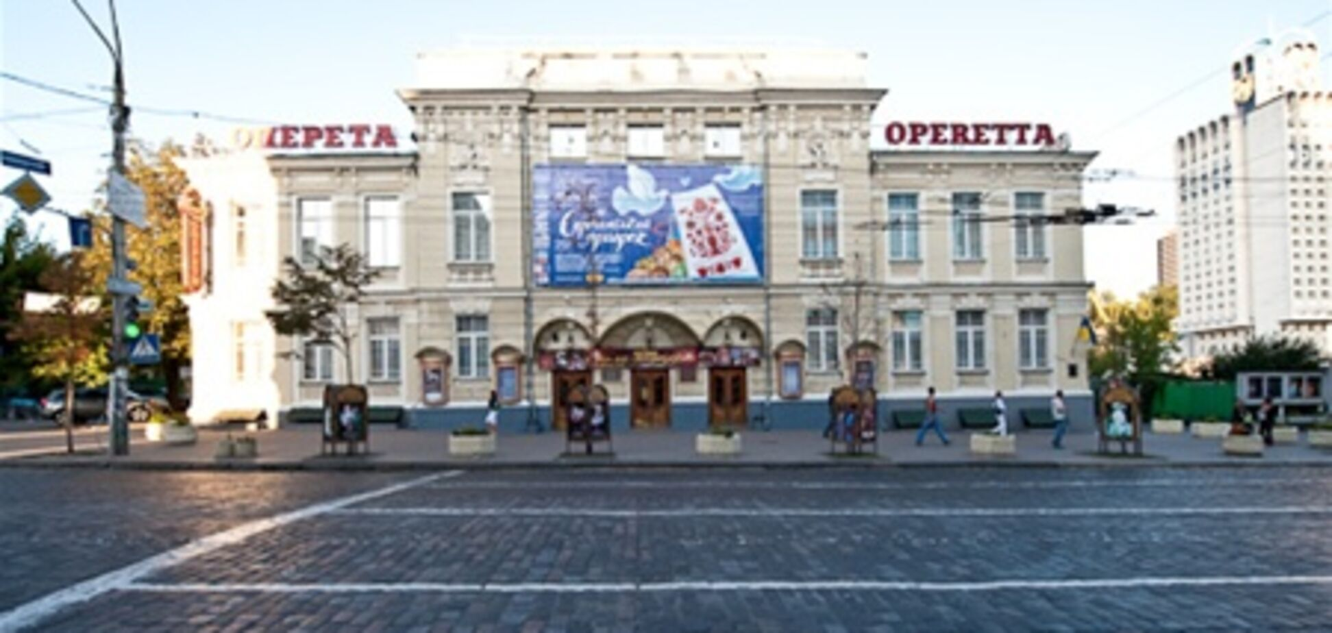 Украина может потерять уникальный театр