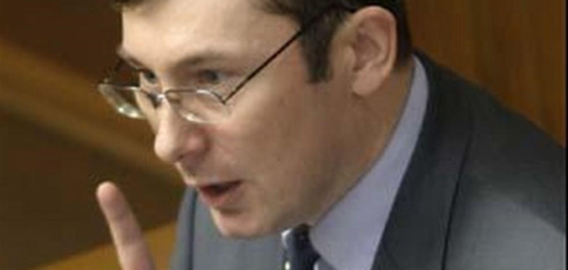 Апеляційний суд підтвердив законність продовження арешту Луценка