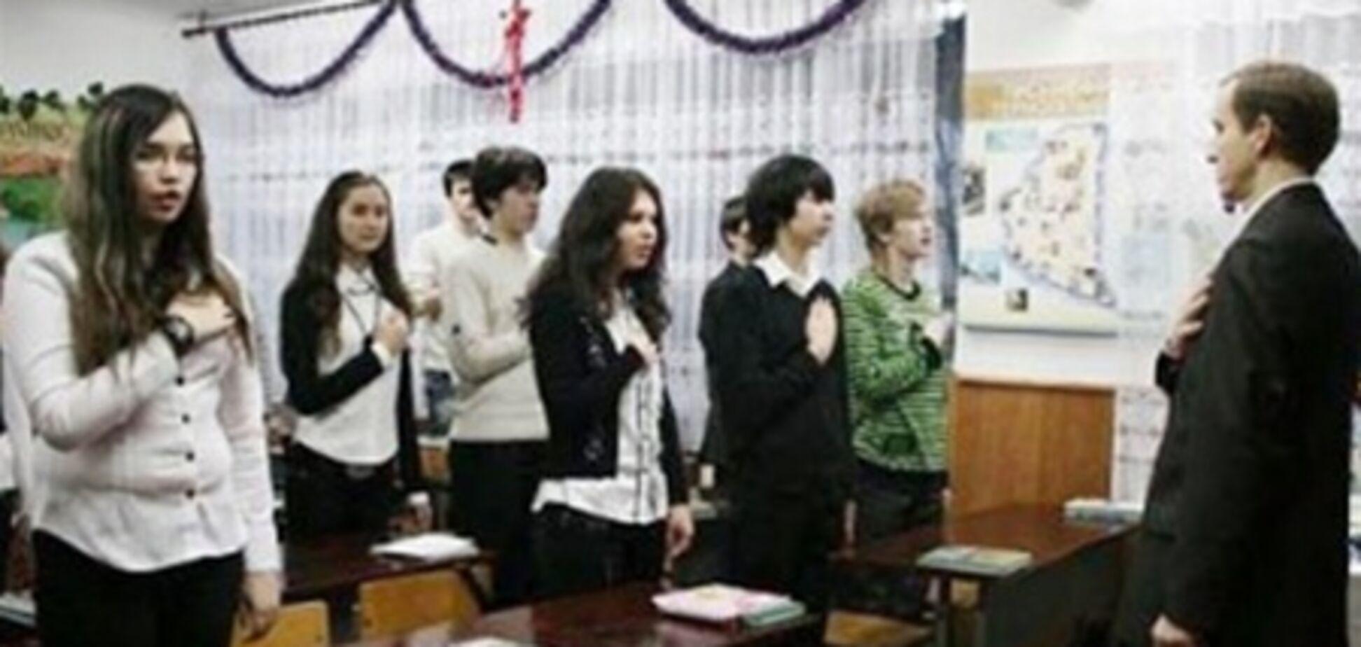 Кримських школярів змусять вчити гімн АРК