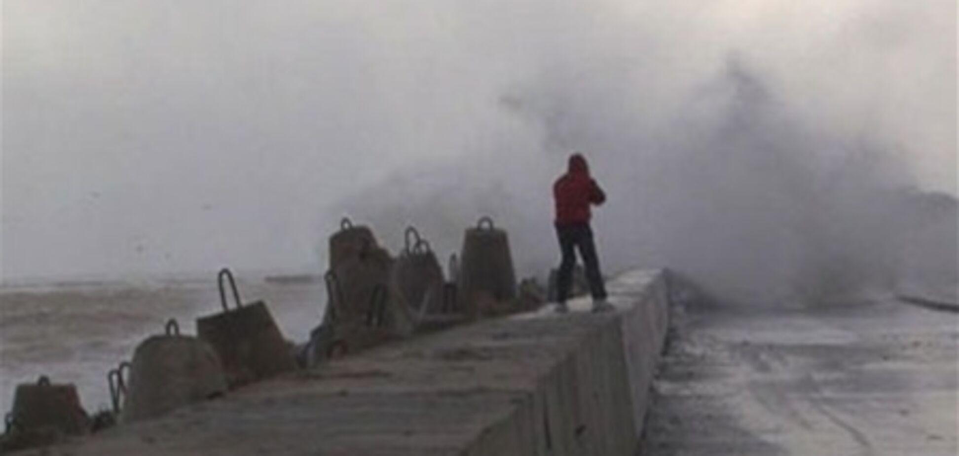 Одеса в шоці: Чорне море замерзло!