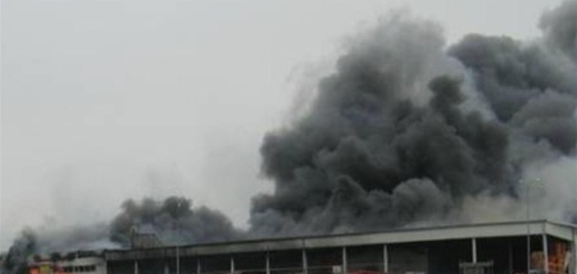 Пожежа в Запоріжжі. Свідчення очевидців