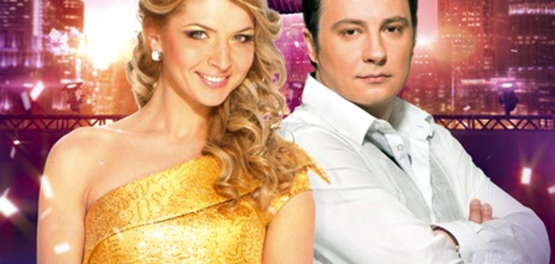 'Танці з зірками': незграбні 'колоди' нового шоу
