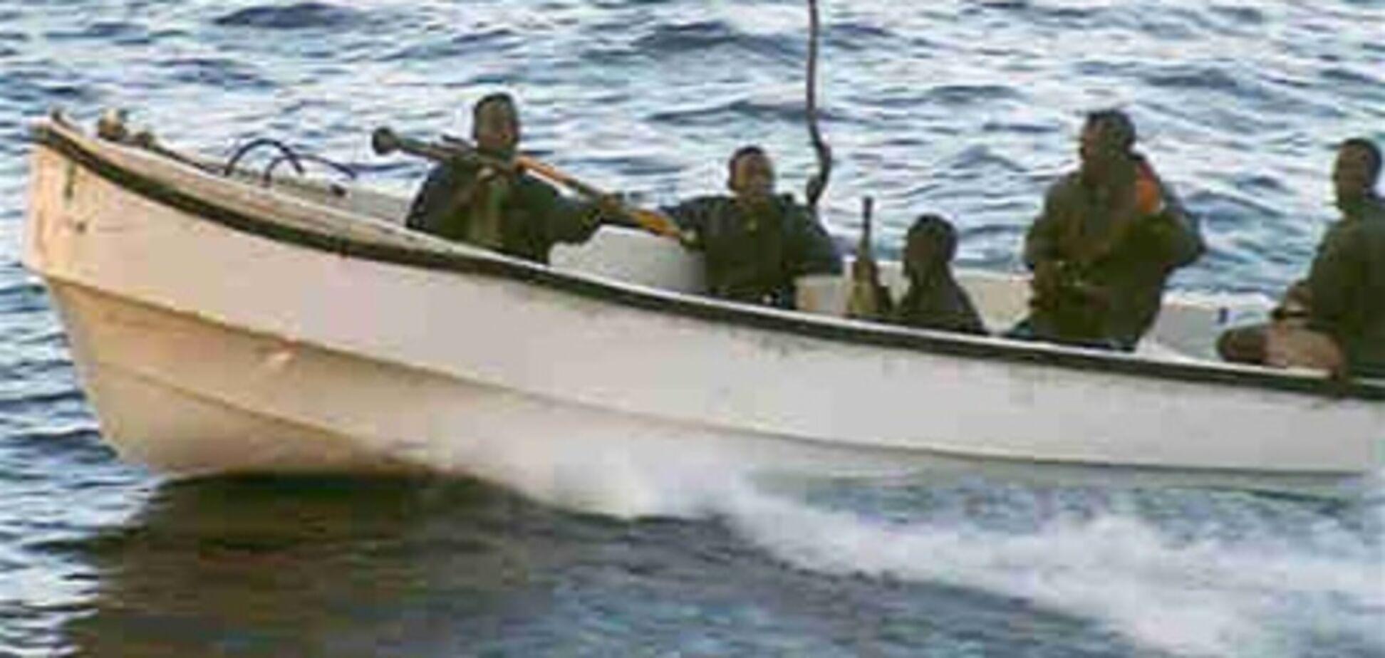 Пірати захопили судно з українцями на борту
