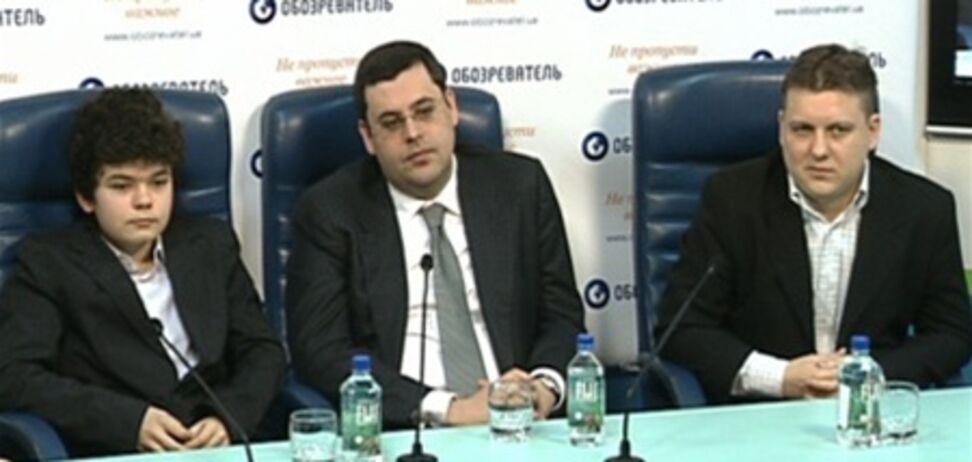 Украинский вундеркинд менять гражданство не собирается